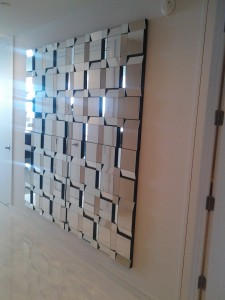 Custom Glass Mirror
